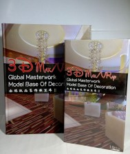 GLOBAL MASTERWORK MODEL BASE OF DECORATION